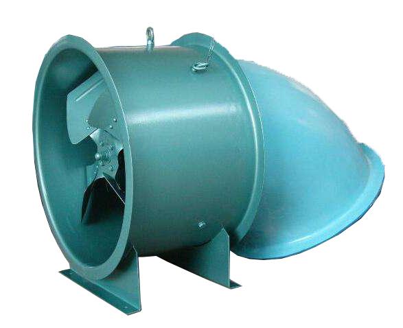 越舜DZ系列低噪声防爆轴流风机