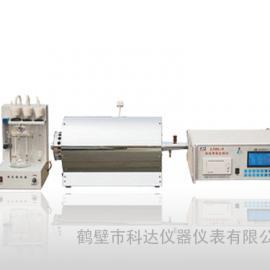 KZDL-8汉字自动定硫仪,检测煤炭含硫量的设备