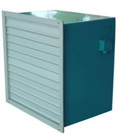 越舜DFBZ(XBDZ)型低噪声方形壁式轴流风机