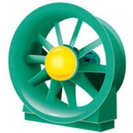 越舜DFZ低噪声大型纺织空调轴流风机