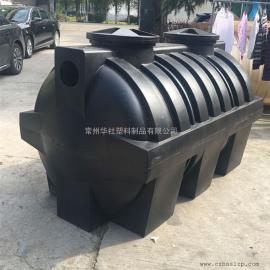静乐县2吨抗氧化一体塑料化粪池三格化粪池成品化粪池厂家