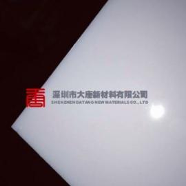 3厘奶白PC板,4厘乳白耐力板,白色半透明PC板深圳厂家直销