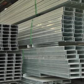 云南昆明卖C型钢/骏云钢贸-云南昆明专业C型钢生产厂家