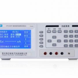 佛山市海尔帕品牌精密电解电容漏电流测试仪HPS2689