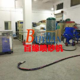 喷砂机空压机干燥机储气罐配套设备