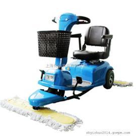 电动驾驶式尘推车生产厂家酒店物业保洁用尘推车现货