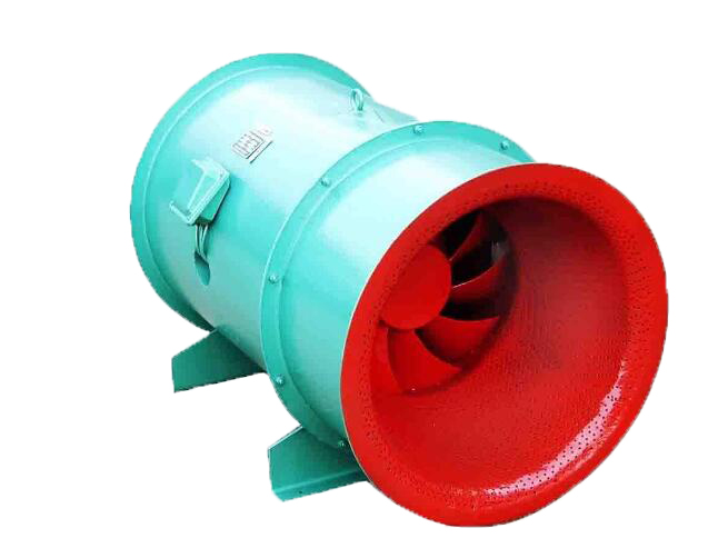 越舜HL3-2A高温排烟混流风机
