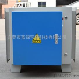 供应蓝绿环保科技等离子UV光解油烟净化器