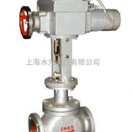 上海ZAZN电动双座调节阀价格_直行程调节阀厂家