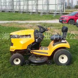 美国卡博坐式草坪车 XT24割草机修剪机 42寸刀盘剪草机