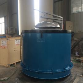 铝合金坩埚熔化炉