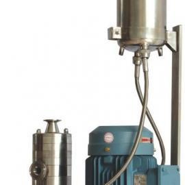 小型管线式分散机