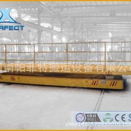 集装箱港口搬运车设计方案cad图货物液压提升托举电动平车