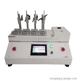 鸿达专业研发酒精橡皮耐摩擦试验机质量保证