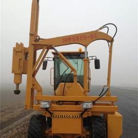 提供:140钢管打桩机-多功能液压打桩车