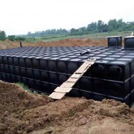 地埋箱泵一体化 地埋消防恒压给水设备