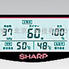 日本原装进口夏普超音波清洗机UT-306热销