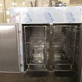 供应热风循环烘箱 不锈钢食品烤箱 茶叶水果脱水箱式烘干机