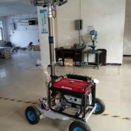 拖式新款移动照明车,BT6000A全方位自动升降工作灯,工程抢险灯