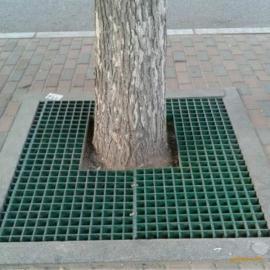 环保树篦子网板@定做异形树池盖@树底下方孔树围子
