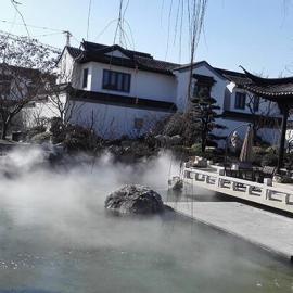 景观喷雾主机-喷雾景观系统设备