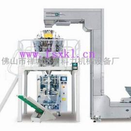 五谷杂粮包装机|电子组合称杂粮包装机|转盘式杂粮包装机
