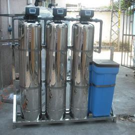 去离子水设计方案-济南海牛工业设备有限公司
