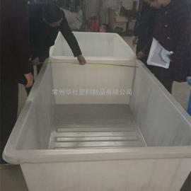 常德k2500L塑料方箱推布车布草车食品级哪家专业