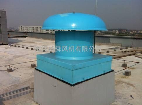 越舜厂家直销DWT-I轴流式屋顶风机