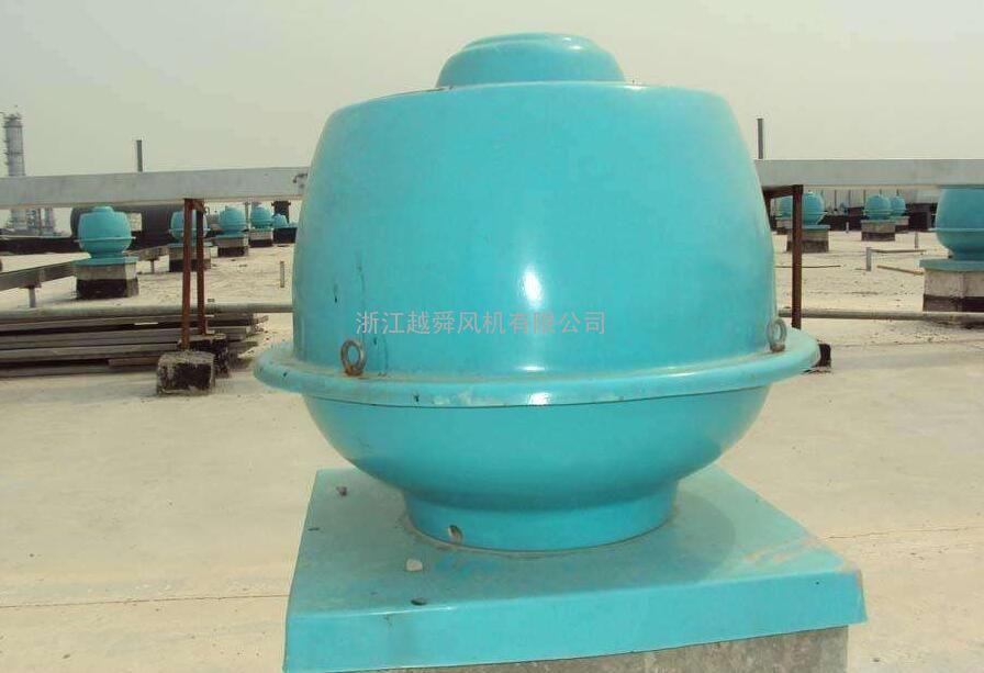越舜DWT-III高效低噪声离心式屋顶风机