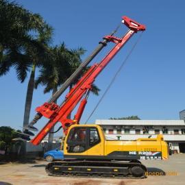 海峨桩工小型旋挖钻机专业快速