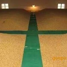 专业生产粮仓防虫防潮透气粮面板 粮食走道板 踏粮板 过道板
