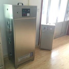 石英管臭氧�l生器,�L冷型臭氧�l生器