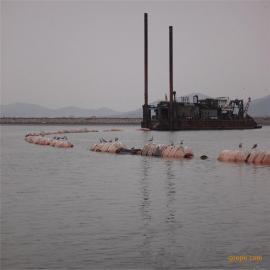 白山采沙船浮体 抽沙塑料管浮子批发