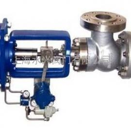 气动黑水调节阀图片_煤化工项目专用调节阀