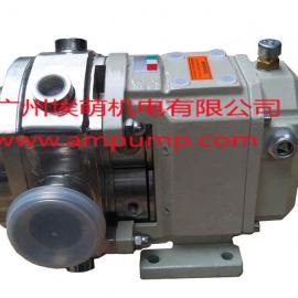 卫生级转子泵 胶体泵 凸轮泵 三叶泵 万用输送泵-广州埃萌