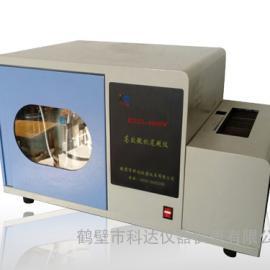 KDDL-8000W高效微机定硫仪,煤炭快速测硫仪