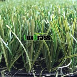 国际足联推荐运动草坪 进口荷兰赛尔隆 带筋混色人造草坪