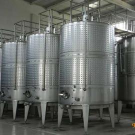 果酒发酵罐,水果酒发酵罐