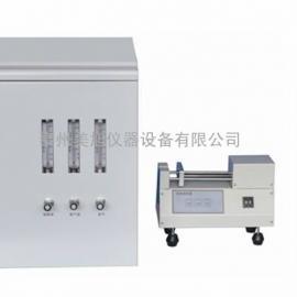 厂家直销实验室石油产品紫外荧光硫测定仪 荧光定硫仪