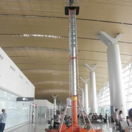 营口移动式升降机 套缸式升降平台 20米高空作业平台