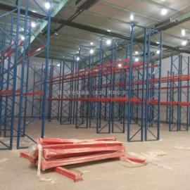 托盘货架重型货架仓储仓库金属拆装库房展示架加厚承载3吨/层