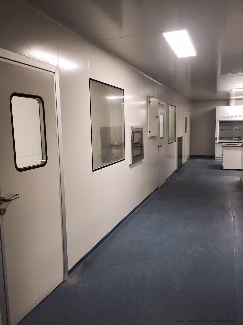 中山净化工程,洁净室设计,无尘室施工,无菌实验室装修