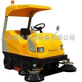 明诺MN-E8006大型厂区马路扫树叶石子灰尘驾驶式扫地车