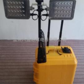 SFW6121移动照明装置,2*48W , 多功能升降工作灯, BT6000D