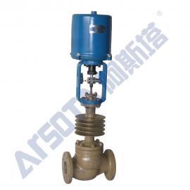 电动高温套筒调节阀 电动套筒调节阀 电动高温调节阀