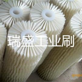 塑料丝毛刷轮