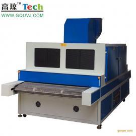 平圆两用uv机 - 电路板元件 UV胶固化- 玩具拼图板平面UV光固机