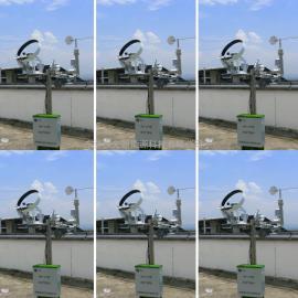 绿光新能源便携式自动气象站移动式智能气象观测系统TWS-10B