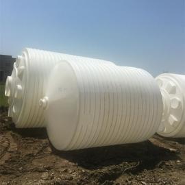 唐山10T塑料储罐塑料水箱高架雨水收集罐耐腐蚀 专业快速